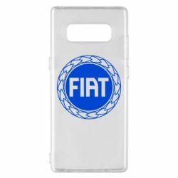 Чохол для Samsung Note 8 Fiat logo