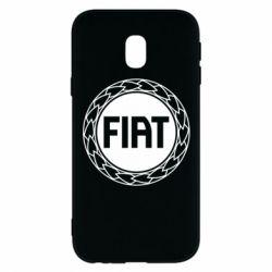 Чохол для Samsung J3 2017 Fiat logo