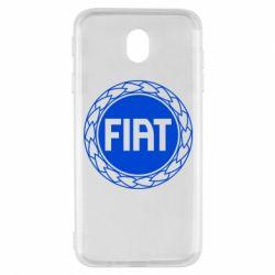 Чохол для Samsung J7 2017 Fiat logo