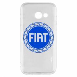 Чохол для Samsung A3 2017 Fiat logo