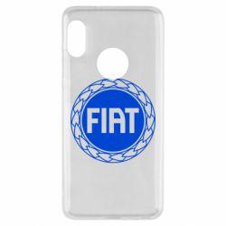Чохол для Xiaomi Redmi Note 5 Fiat logo