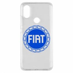 Чохол для Xiaomi Mi A2 Fiat logo