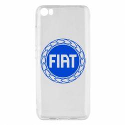 Чохол для Xiaomi Mi5/Mi5 Pro Fiat logo
