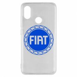 Чохол для Xiaomi Mi8 Fiat logo