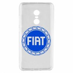 Чохол для Xiaomi Redmi Note 4 Fiat logo