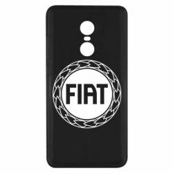 Чохол для Xiaomi Redmi Note 4x Fiat logo
