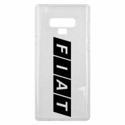 Чехол для Samsung Note 9 Fiat
