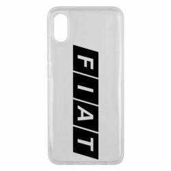 Чехол для Xiaomi Mi8 Pro Fiat