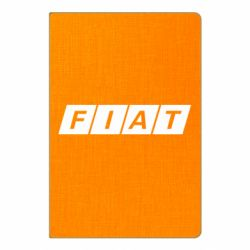 Блокнот А5 Fiat