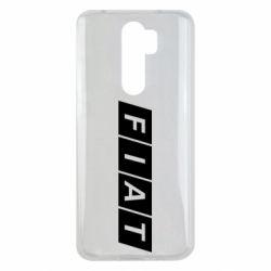 Чохол для Xiaomi Redmi Note 8 Pro Fiat