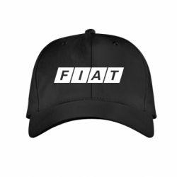 Детская кепка Fiat