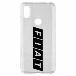 Чохол для Xiaomi Redmi S2 Fiat