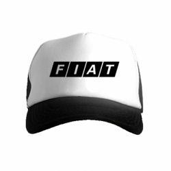 Детская кепка-тракер Fiat