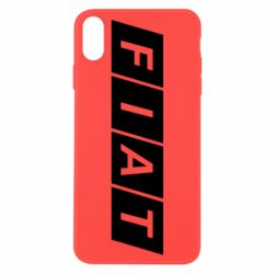 Чехол для iPhone X/Xs Fiat