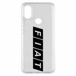 Чехол для Xiaomi Mi A2 Fiat