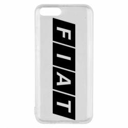 Чехол для Xiaomi Mi6 Fiat