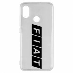 Чехол для Xiaomi Mi8 Fiat