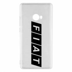 Чохол для Xiaomi Mi Note 2 Fiat