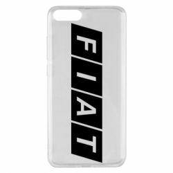 Чохол для Xiaomi Mi Note 3 Fiat