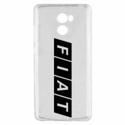 Чохол для Xiaomi Redmi 4 Fiat