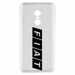 Чохол для Xiaomi Redmi Note 4 Fiat