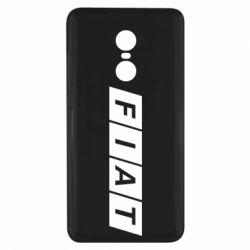 Чохол для Xiaomi Redmi Note 4x Fiat