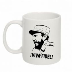 Кружка 320ml Viva Fidel - FatLine
