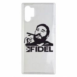 Чохол для Samsung Note 10 Plus Fidel Castro
