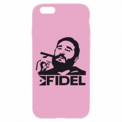 Чохол для iPhone 6/6S Fidel Castro