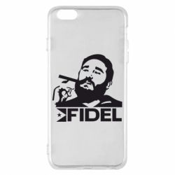 Чохол для iPhone 6 Plus/6S Plus Fidel Castro