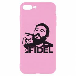 Чохол для iPhone 7 Plus Fidel Castro
