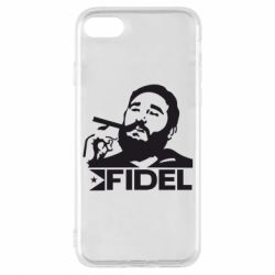 Чохол для iPhone 8 Fidel Castro