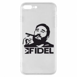Чохол для iPhone 8 Plus Fidel Castro