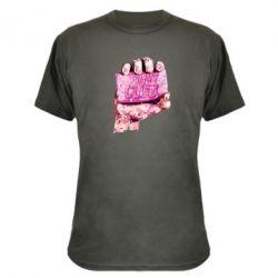 Камуфляжная футболка Fight Club Art - FatLine