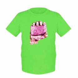 Детская футболка Fight Club Art