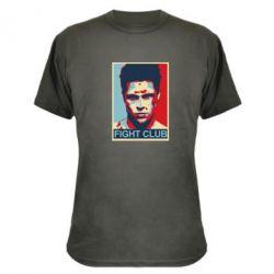 Камуфляжная футболка Fight Club Tyler Durden - FatLine