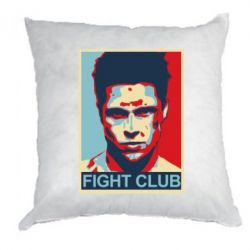 Подушка Fight Club Tyler Durden