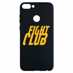 Чехол для Huawei P Smart Fight Club - FatLine