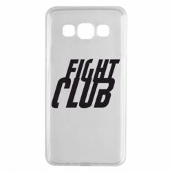 Чехол для Samsung A3 2015 Fight Club - FatLine