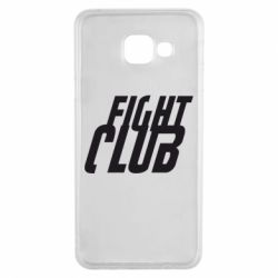 Чехол для Samsung A3 2016 Fight Club - FatLine
