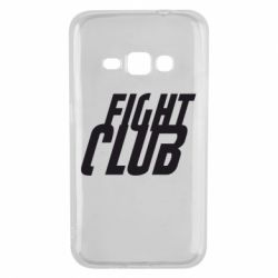Чехол для Samsung J1 2016 Fight Club - FatLine