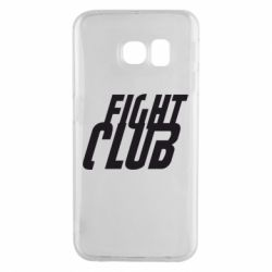 Чехол для Samsung S6 EDGE Fight Club - FatLine