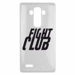 Чехол для LG G4 Fight Club - FatLine