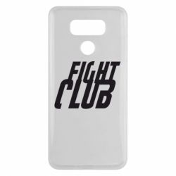 Чехол для LG G6 Fight Club - FatLine