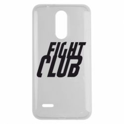 Чехол для LG K7 2017 Fight Club - FatLine