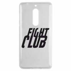 Чехол для Nokia 5 Fight Club - FatLine
