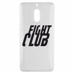 Чехол для Nokia 6 Fight Club - FatLine