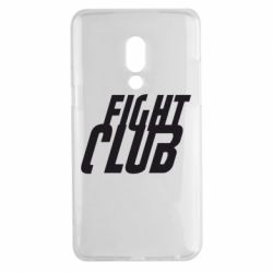 Чехол для Meizu 15 Plus Fight Club - FatLine