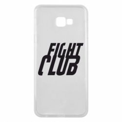 Чехол для Samsung J4 Plus 2018 Fight Club - FatLine