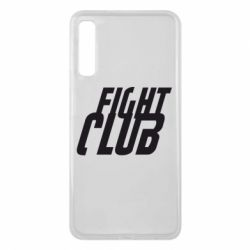 Чехол для Samsung A7 2018 Fight Club - FatLine